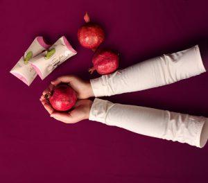 ساق دست نخی  زنانه | روزی پاک
