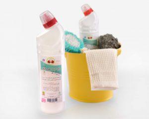 پاک کننده سطوح گیاهی (جرمگیر) بدون بو | روزی پاک